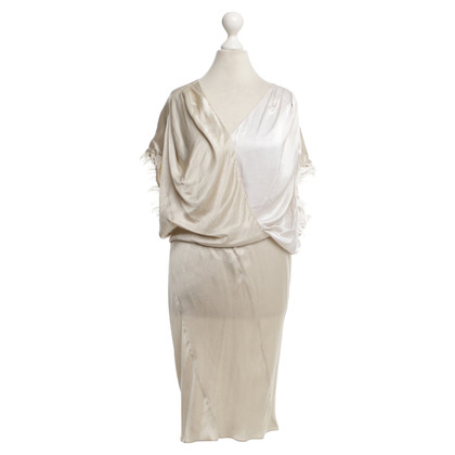 Nina Ricci Dress in beige / gray