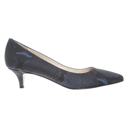 Strenesse Leather pumps in bicolour