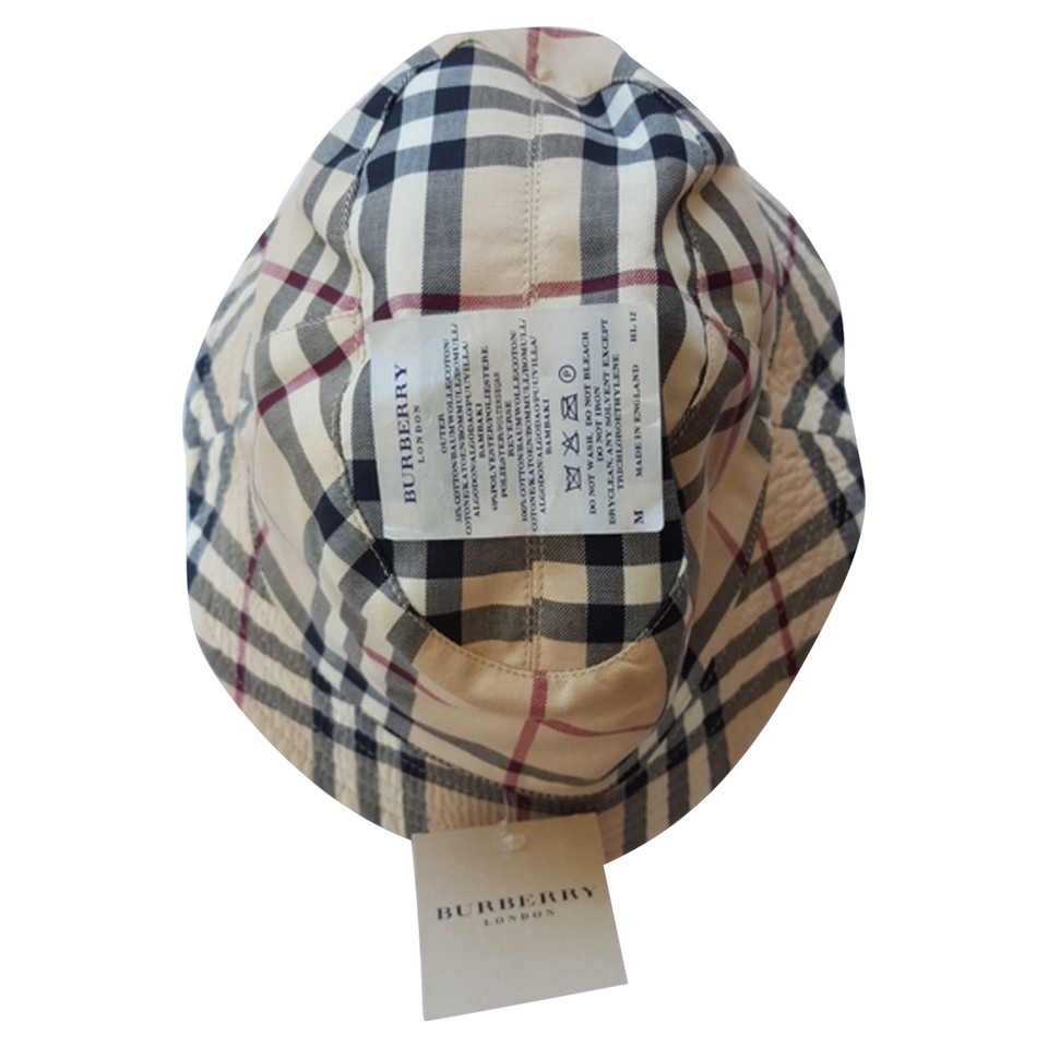 Burberry cap