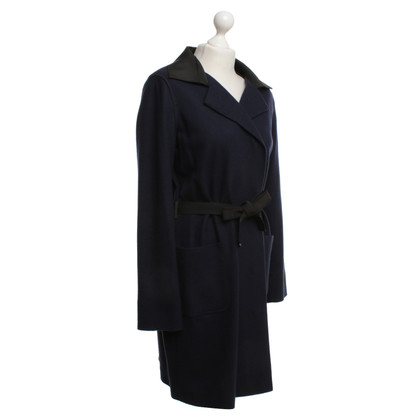 Strenesse Blue Coat in dark blue