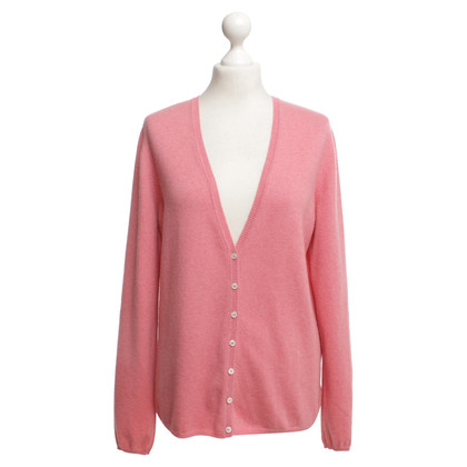 Malo Cashmere sweater in coral