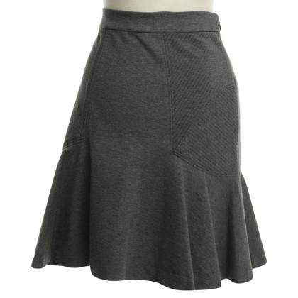 Diane von Furstenberg skirt in grey