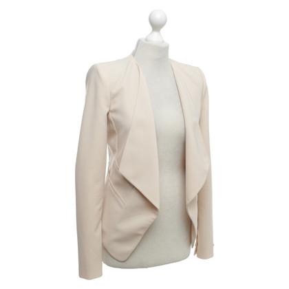Patrizia Pepe Nude colored blazer