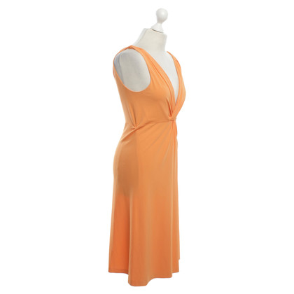 La Perla Dress in orange