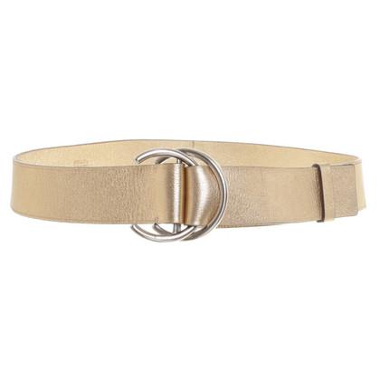 Prada Golden belt