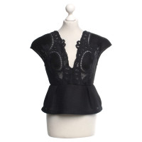 Alice McCall Top in nero