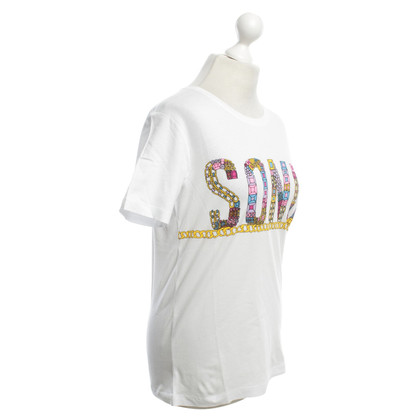 Sonia Rykiel T-shirt with logo lettering
