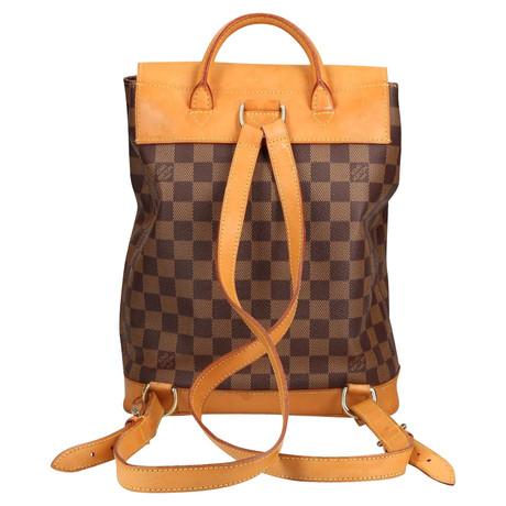 Louis Vuitton Arlequin Damier Ebene Rucksack Braun Neueste Online Webseite Günstiger Preis Wirklich Günstiger Preis G2h2Ct