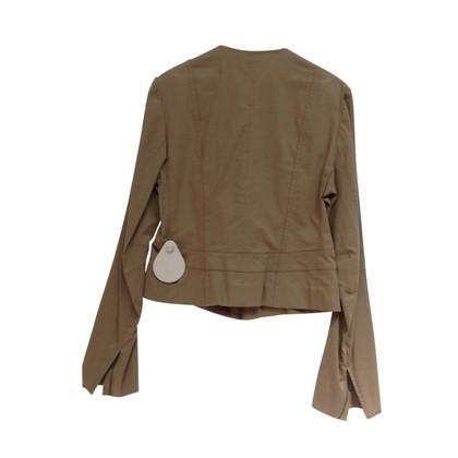 Christian Dior Short cotton jacket