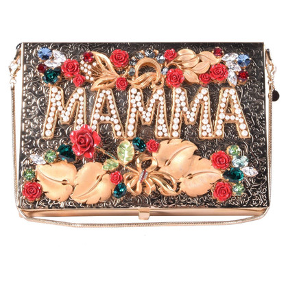 """Dolce & Gabbana """"Mamma clutch"""""""