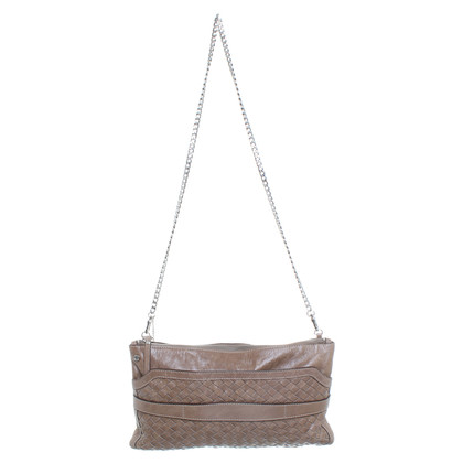 Laurèl Light brown leather bag