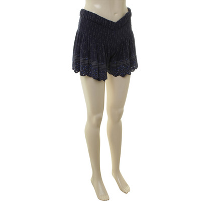 Isabel Marant Shorts in Blau