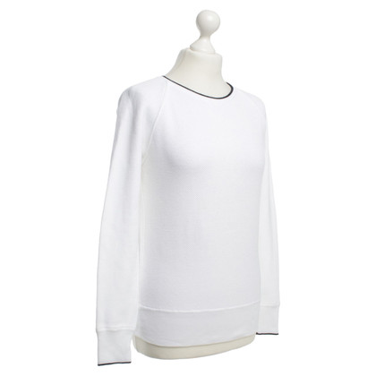 Loro Piana White sweater