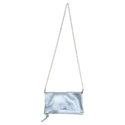 Marc Cain Silver coloured shoulder bag