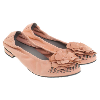 Andere Marke Kennel & Schmenger - Ballerinas in Apricot