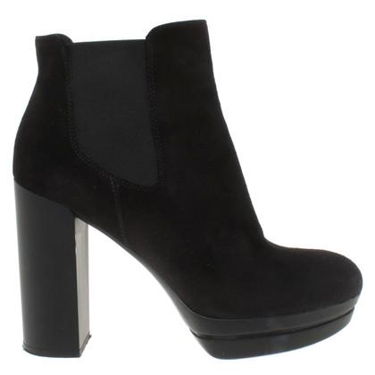 Hogan Boots in Black