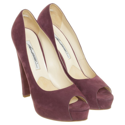 Brian Atwood Plateau pumps