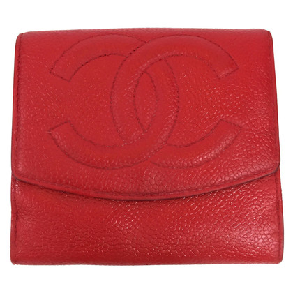 Chanel Wallet Caviar Leather