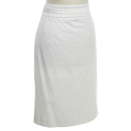 Gucci White Midi-skirt
