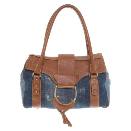 Dolce & Gabbana Handbag in denim look