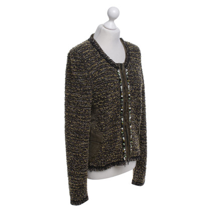 Marc Cain Jacke in Bouclé-Optik