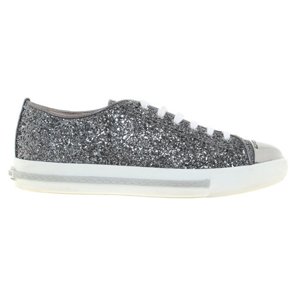 Miu Miu Sneakers in gray