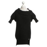 Stella McCartney Long sweater in black