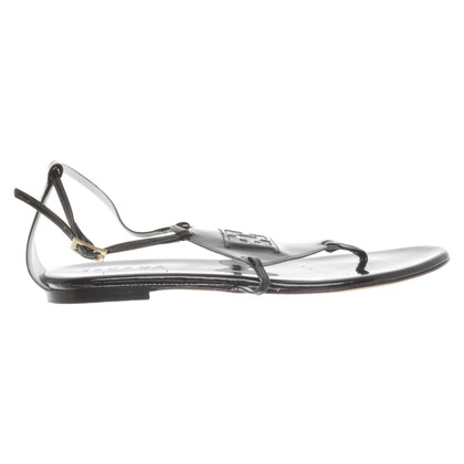 Escada Sandals in zwart
