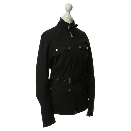 Belstaff Outdoor jas in zwart