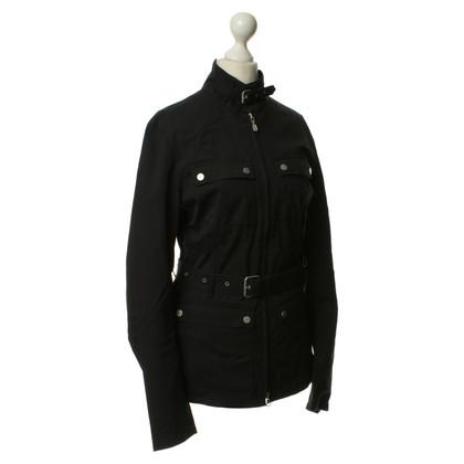Belstaff Outdoor-Jacke in Schwarz