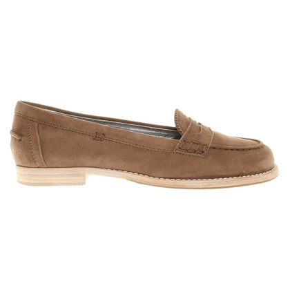 Tod's Slipper Suede