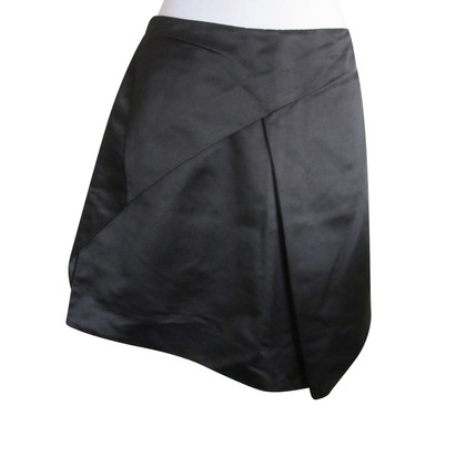 Chloé Short silk skirt