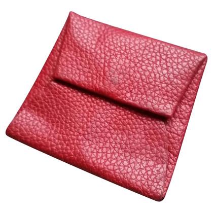Hermès Portamonete in pelle