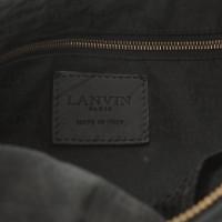 Lanvin Borsa a tracolla in pelle