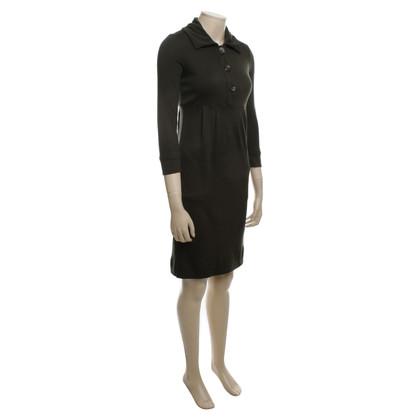 Diane von Furstenberg Wool dress with pleats