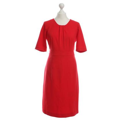 Luisa Cerano Kleid in Rot