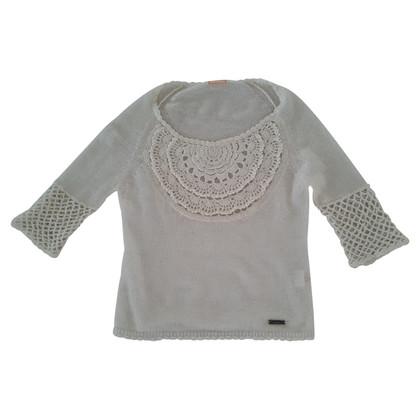 John Galliano Sweater in cream