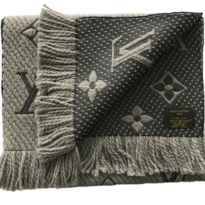Louis Vuitton Logomania sjaal in Verone