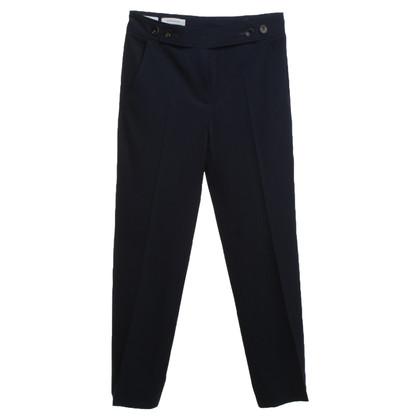 René Lezard vestito di pantaloni in blu scuro