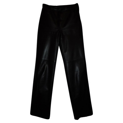Luisa Cerano Leather pants