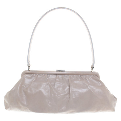 Costume National Handbag in beige