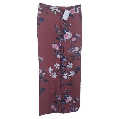 "Gestuz Pantaloni ""Mary"" con stampa floreale"