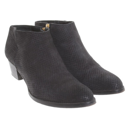 Fred de la Bretoniere Boots in Black