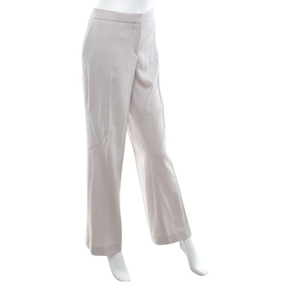 Hugo Boss Virgin wool trousers in grey