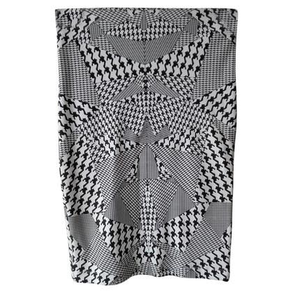 McQ Alexander McQueen pencil skirt