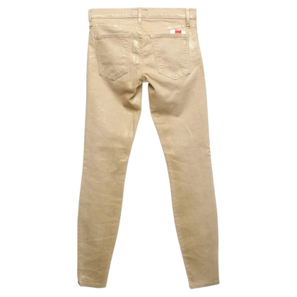 Current Elliott i jeans color oro