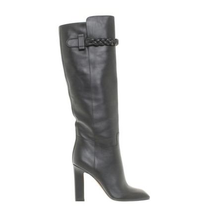 Valentino Boots in antraciet
