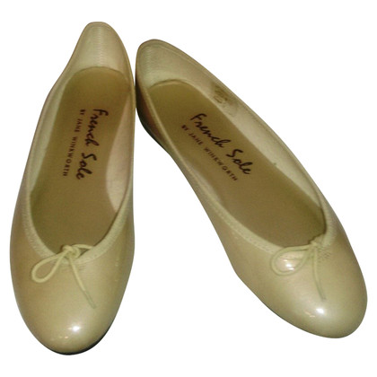 French Sole Ballerinas
