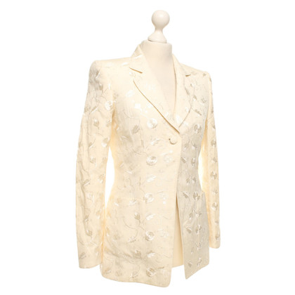 Rena Lange Blazer in cream