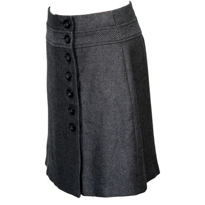 Hobbs skirt made of wool